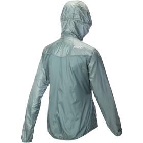 inov-8 Windshell FZ Jacket Dame blue grey